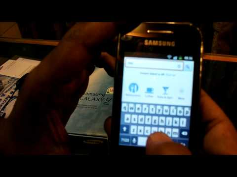 Samsung Galaxy Y Review Part 2 - Full Review