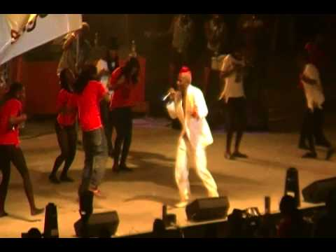 N.M.E. Travels * Antigua * - Carnival Soca Monarch: Hard Knaxx - Kentucky (KFC Soca Song) * EPIC!! *