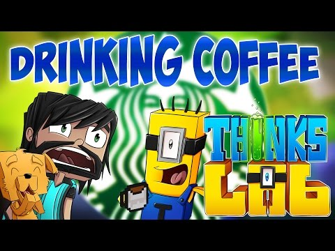 Minecraft Mods : Think's Lab - New Coffee Machine!