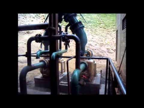 Estação de Tratamento de Água de Lavagem de Gases (ETALG)