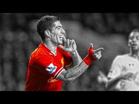Luis Suarez - Liverpool Story   2011/2014