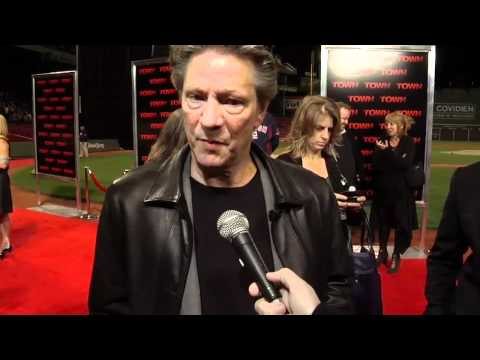 The Town Red Carpet: Chris Cooper