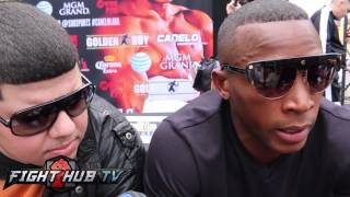 Canelo Vs. Lara Scrum: Lara On Mayweather Vs. Maidana