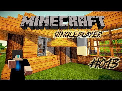 ► Minecraft Singleplayer - #13 - Shader & neues TP  ► Lets Play Minecraft Singleplayer - [German/HD]