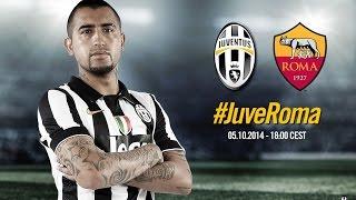 Juventus-Roma preview