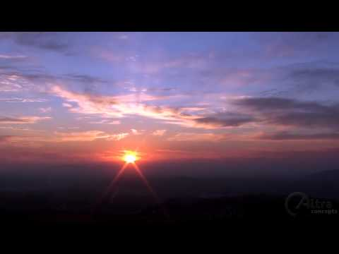 Stock Footage: Time Lapse Sunset