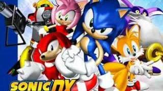 Sonic Adventure DX Music: Station Square