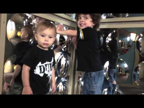 Baby's Day Out: Perot Childrens Museum Trailer
