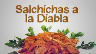Salchichas a La Diabla Receta http://www.youtube.com/all_comments?v=l9oLUPLVSg8