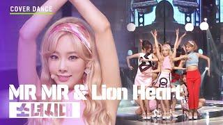 ALL THE K-POP Cover Dance ::: Girls' Generation - MR MR & Lion Heart