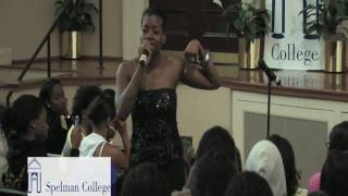 'American Idol' Star Inspires Spelman Women