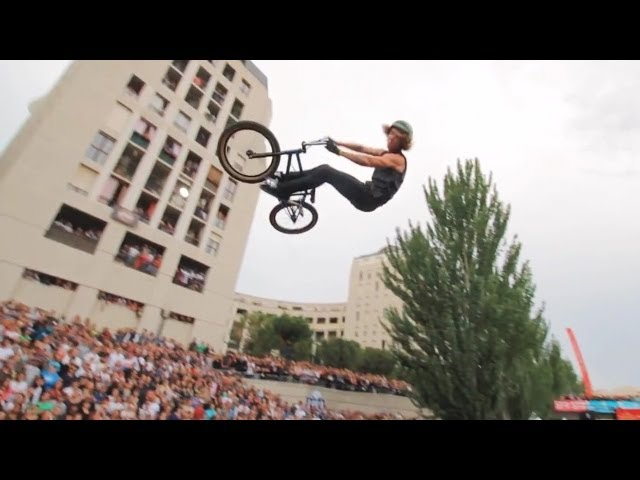 TOP 10 | BMX Skatepark Tricks