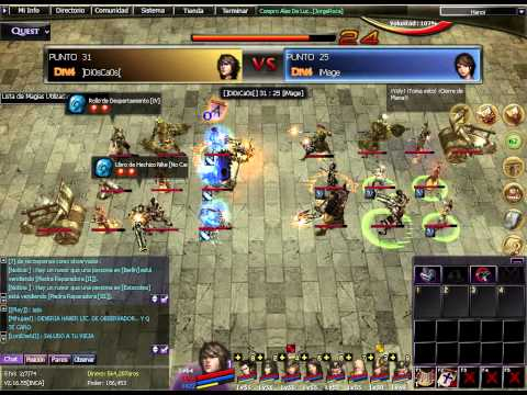 Liga Semanal FINAL - INCA   ]Di0sCa0s[ vs iMage (2011-05-08)