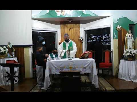Santa Missa | 07.07.2021 | Quarta-feira | Padre Robson Antônio | ANSPAZ