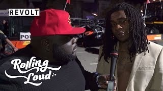 Exclusive: Lil B Opens Up About Getting Jumped by A Boogie & PnB Rock at Rolling Loud - Bay Area