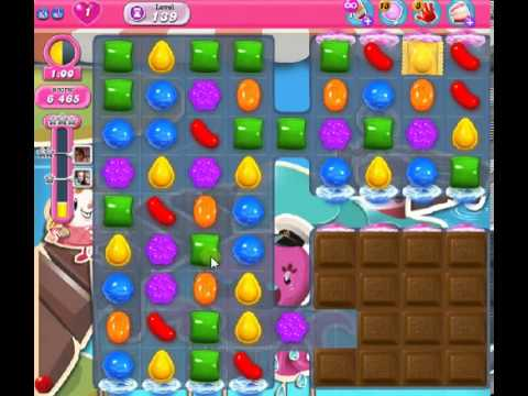 How to beat Candy Crush Saga Level 139 - 1 Stars - No Boosters - 20