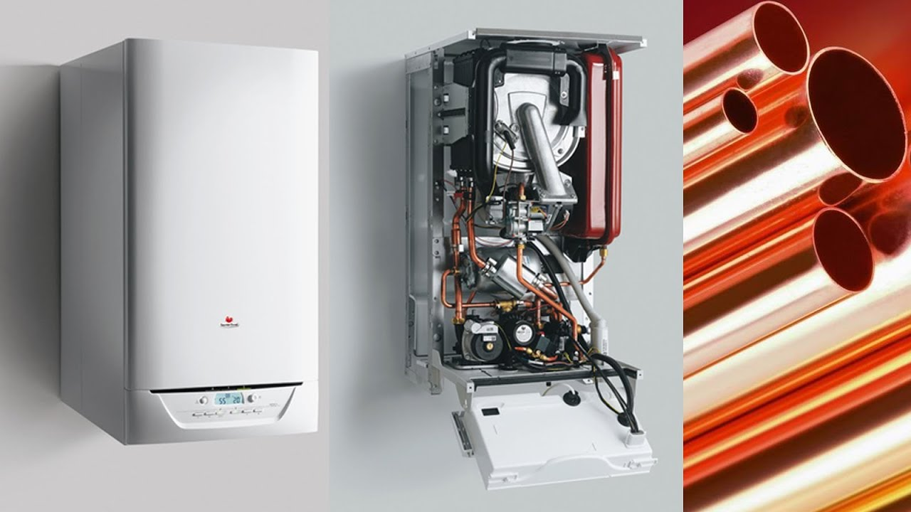 pose chaudi re gaz saunier duval installing a gas boiler youtube. Black Bedroom Furniture Sets. Home Design Ideas
