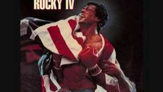 Robert Tepper No Easy Way Out (Rocky IV)