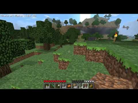Minecraft Oldschool #10: Porządki w naszej krainie
