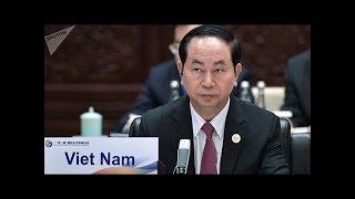 Chủ tịch nước Trần Đại Quang lại đi nhật chữa bệnh?