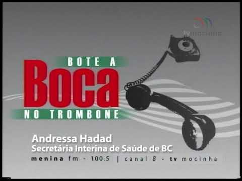 BBT ANDRESSA HADAD 19/10/17