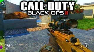 Black Ops 2 SHARPSHOOTER LIVE #1 with Vikkstar