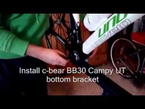 C-BEAR BB30 Campagnolo Ultra Torque bottom bracket