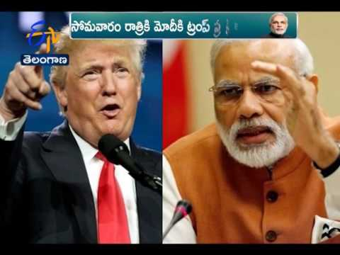 Red Carpet' Awaits PM In US Tour  | All Ryes on Narendra Modi- Donald Trump Meeting