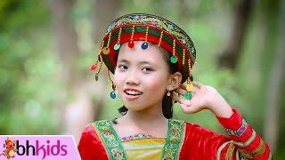 Chiếc Khăn Piêu - Phương Anh | Nhạc Thiếu Nhi