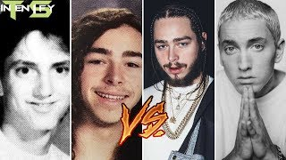 First Songs by Rappers vs Songs That Blew Them Up