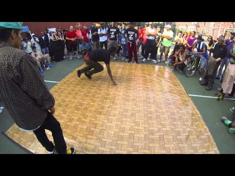Zulu vs ........... |2014 People's Party: Inner-City Arts Festival.|