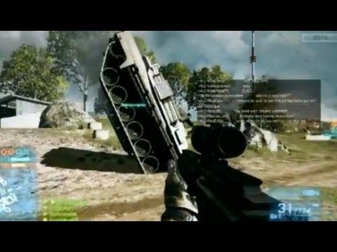 Battlefield 3: Vehicle Glitch in Beta