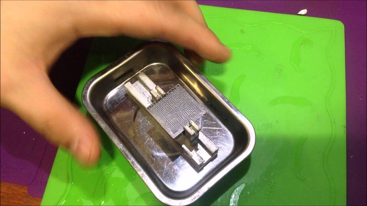 Как заменить микросхему в домашних условиях