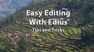 Easy Editing with Edius 6 - Lesson 17: Tips and Tricks for Edius 6 view on youtube.com tube online.