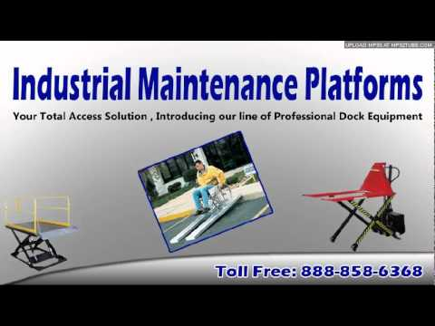 Ladders and Dock Equipment
