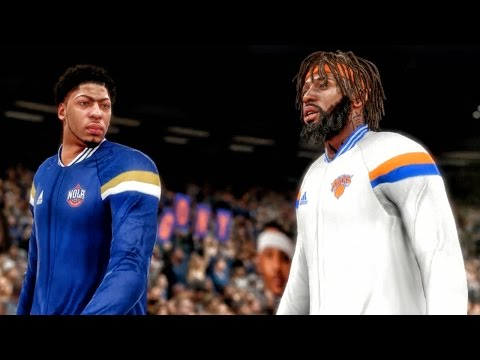 BRIDGES TELLS DAVIS HE'S STRESSED! NBA 2k16 My Career Gameplay Ep. 92