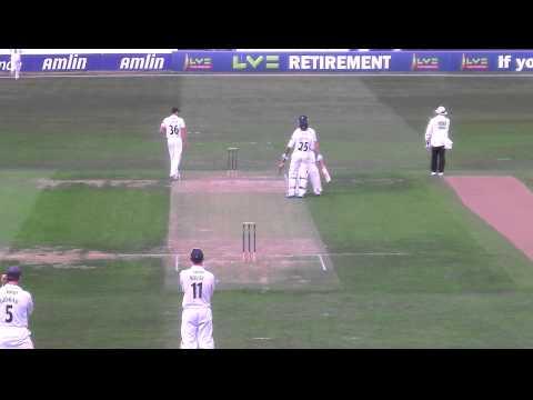 CENTURY WATCH! Jesse Ryder hits his maiden century for Essex
