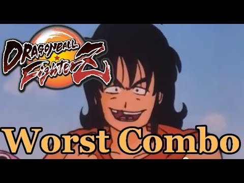 Worst, Most Annoying to Look at Combo in DBFZ- Has FGC Science Gone Too Far?!