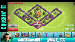 Clash Of Clans :: Top TH7 Trophy Base