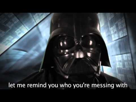 Darth Vader vs Hitler  Epic Rap Battles of History 2 -lB4f18rBX9s