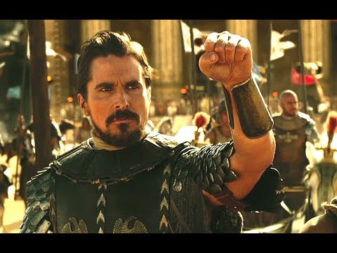 Exodus: Gods and Kings Official Trailer (2014) Christian Bale HD