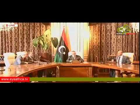 LIBYA DISMISSES PRIME MINISTER, ALI ZAIDAN