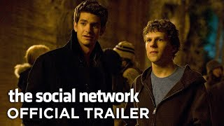 The Social Network Official TrailerIn Theatres Oct 1