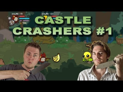 Lets Play Castle Crashers
