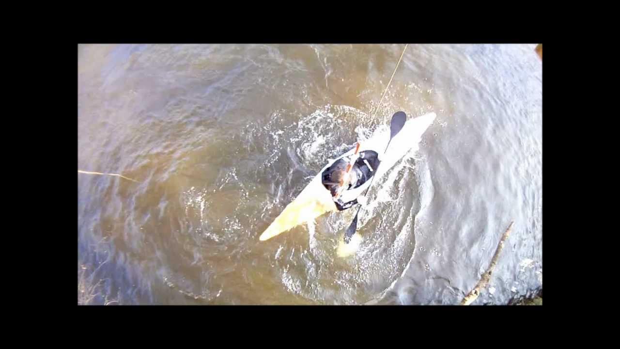 Hd Canoe Single Slalom