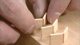 Amazing Skills of Carpenters Extremely Satisfied For Woodworking - building without Nails
