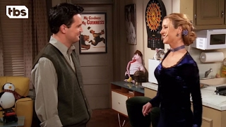 Friends: Phoebe and Chandler Sexual Stand-off