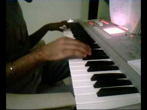 Bin Tere (I Hate Love Story ) Piano Cover By Angad Kukreja