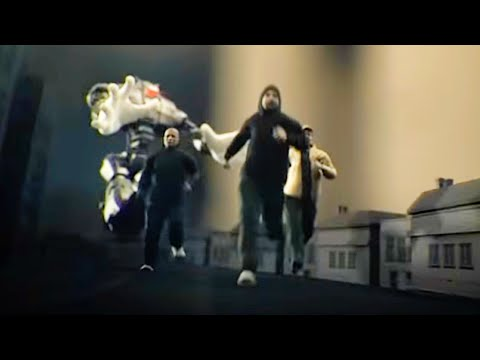 Hilltop Hoods - I Love It Feat. Sia  -  Animal Logic Version