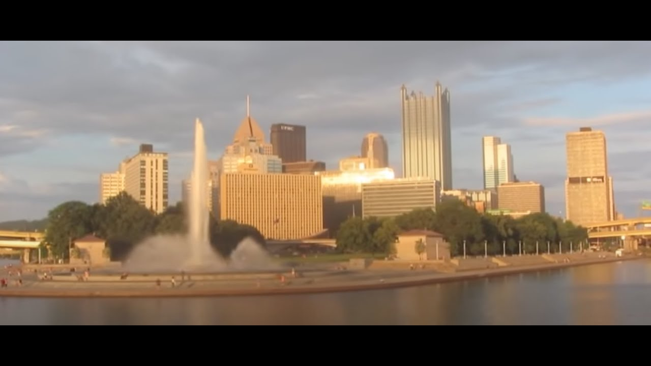 The City of Pittsburgh - YouTube